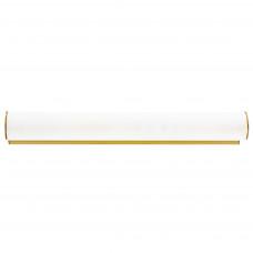 801833 (MB338-3GL) Светильник настенный BLANDA 3х40W E14 белый/золото (в комплекте)