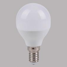 E14-7W-4000К-P-45 Лампа LED (Шарик OPAL)