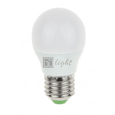Светодиодная лампа E27 5W 220V ШАР Day White
